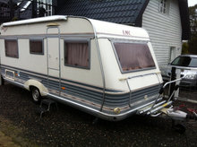 LMC Campingvogn 500 Rd m/mover