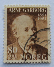 Norge - AFA 369 - Stemplet