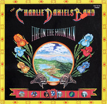 The Charlie Daniels Band - Fire On The M