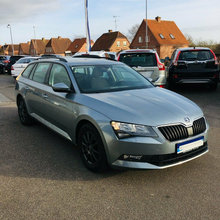 Superb 1,6 TDi 120 Active Combi DSG