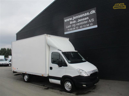 Iveco Daily 35S17 ALUKASSE/LIFT 3,0 D 170HK Ladv./Chas., billede 1