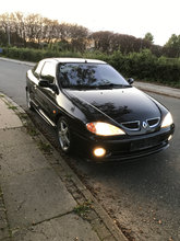Nysynet Renault Megane Coupe 2.0 IDE