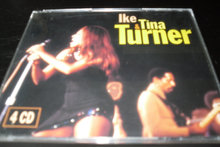 IKE & TINA TURNER 4 x Cd Box.