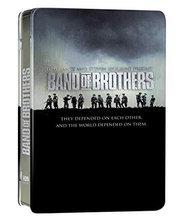 Band of Brothers LIMITED Blu-ray boks
