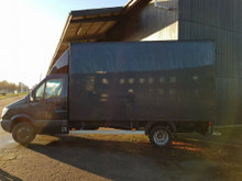 Mercedes Sprinter 516 2,2 CDi R3 Chassis