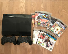 PlayStation 3 SuperSlim Model, 500GB