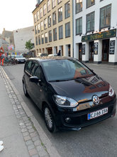 VW UP! High up, 75HK, dørs