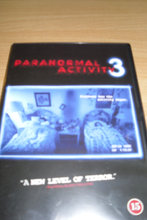 PARANORMAL ACTIVITY 3.