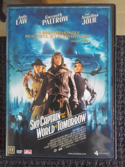 Sky captain and The World of Tomorrow, billede 1