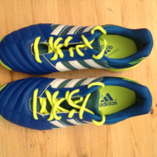 Nye Adidas FreeFootBall sko str. 39