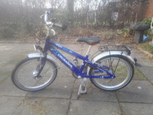 Puky 20 tommer cykel