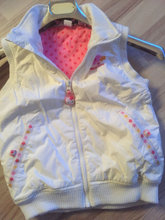 Vest 122 med hello kitty