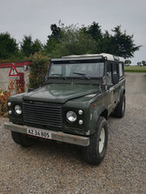Land rover 110 personbil