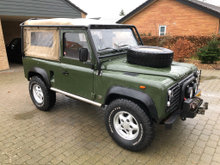 Land Rover Defender 3,5 V8, Softtop