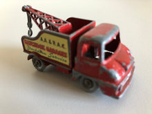 Lesney Matchbox Breakdown Service