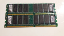 Kingston DDR Ram