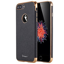 IPhone 8 plus cover med indbygget magnet