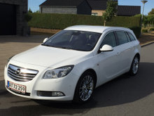 NYSYNET Opel Insignia sælges!