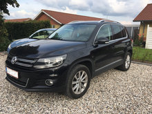 Tiguan 2.0 Four moution med DSG