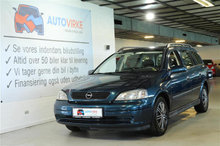 Opel Astra 1,4 Twinport Limited 90HK 5d