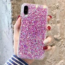 Glimmer cover til iPhone X 10 el XS