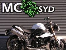 Triumph Speed Triple MC-SYD 2 ÅRS GARANTI