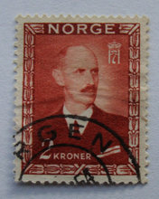 Norge - AFA 331 - Stemplet