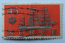 Norge - AFA 461 - Stemplet
