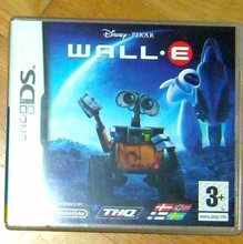 DS Lite: WallE spil
