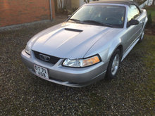 Ford Mustang 3,8