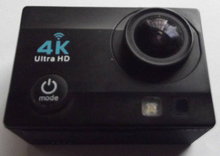 4K WiFi Action cam