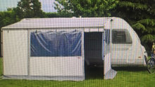Fiamma Caravanstore ZIP Royal Grey 410