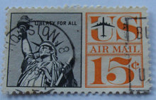 USA - Stanley Gibbons A1140 - Stemplet