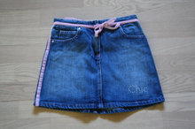 Benetton denim nederdel