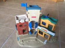 Fisher Price Western By