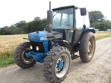 Ford 5030 4 WD