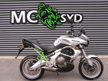 Kawasaki KLE 650 Versys MC-SYD BYTTER GERNE