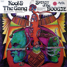 Kool & The Gang – Spirit Of The Boogie –
