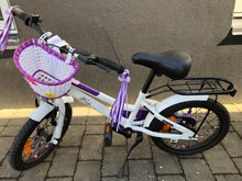 "Puch 16"" pigecykel fra 2016"