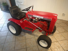 Wheel Horse Charger 12
