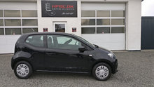 VW UP! NYSERVICERET og NYSYNET