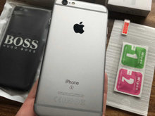 Iphone 6S Space Gray 64GB.