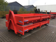 Diverse CTS Kroghejs container, Container