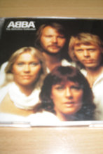 UDGÅET; ABBA; The Definitive Collection.