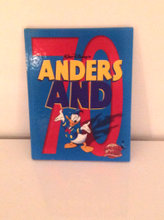 Anders And 70 år !