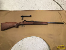 Remington 700 riffel i 30.06