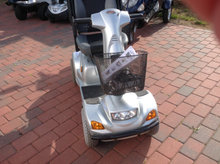 El scooter 4 hjulet Apollo 850