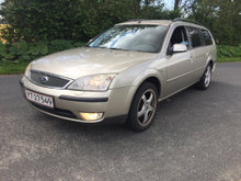 Ford Mondeo 2003 2.0 Benzin Stc