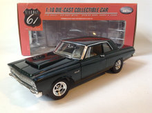 1965 Plymouth Belvedore 1:18