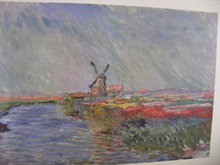 Monet/Reproduktion/Tulip Fields with the